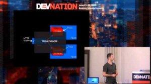 Embedded thumbnail for DevNation 2015 - Kubernetes: Beyond the basics