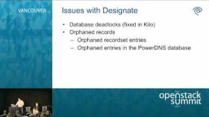 Embedded thumbnail for Getting DNSaaS to Production with Designate