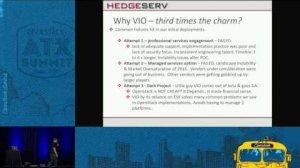 Embedded thumbnail for VMware - VMware + HedgeServ