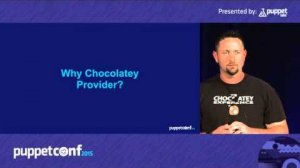 Embedded thumbnail for Chocolatey and Puppet - Managing your Windows Software Since 2011