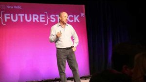 Embedded thumbnail for FutureStack16 SF: Lew Cirne, Keynote Recap (Clip)