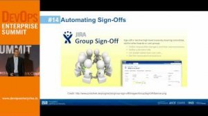 Embedded thumbnail for DOES14 - Positioning Agile and Continuous Delivery for Auditors and Examiners - Promontory