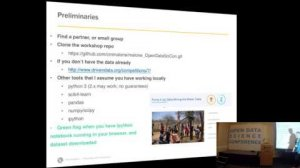 Embedded thumbnail for ODSC WEST 2015   Workflows in Python: Pipeline & GridSearchCV
