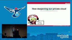 Embedded thumbnail for Expanding and Deepening NTT DOCOMO's Private Cloud