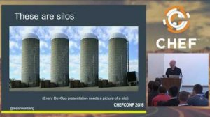 Embedded thumbnail for Breaking Technology Silos - July 12, 2016