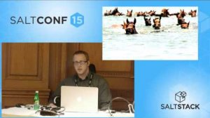 Embedded thumbnail for SaltConf15 - Rebuilding a Failing Higher Ed Non-Profit With SaltStack