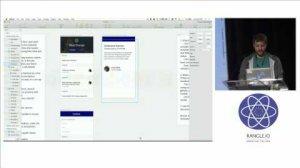 Embedded thumbnail for Part 6: Navigation tabs & navbar w/ @notbrent @ ReactNative Workshop w/ @expo_io at @ReactEurope
