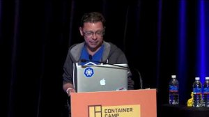 Embedded thumbnail for Coding with Containers - Michael Hausenblas (Red Hat)