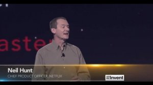 Embedded thumbnail for Neil Hunt of Netflix Discusses How AWS Supports Deployment of New Features and Tools