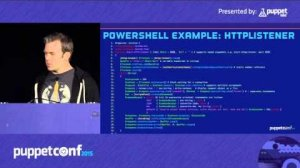 Embedded thumbnail for Better Together: Managing Windows with Puppet, PowerShell and DSC