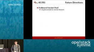 Embedded thumbnail for Distributed Messaging System for OpenStack at Scale