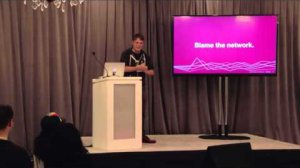 Embedded thumbnail for FutureStack15: Turning the App Up to 11, Optimizing API Performance in Mobile