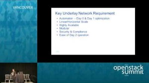 Embedded thumbnail for Cisco InterCloud Massively scalable Federated Networking using OpenStack
