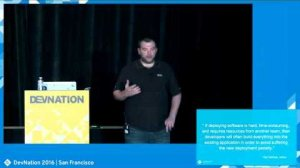 Embedded thumbnail for Mobile, Microservices, And Containers (John Frizelle)