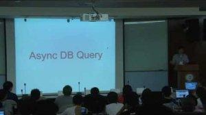 Embedded thumbnail for 用 Async I/O 解放 PHP Web 效能