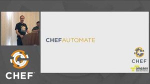 Embedded thumbnail for Managed Chef in the Cloud: Introducing AWS OpsWorks for Chef Automate - May 23, 2017