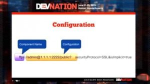 Embedded thumbnail for DevNation 2015 - Get to know Camel in 40 minutes