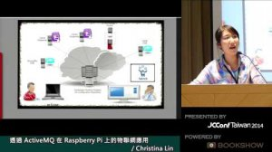 Embedded thumbnail for 透過 ActiveMQ 在 Raspberry Pi 上的物聯網應用