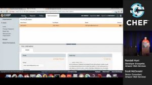 Embedded thumbnail for AWS Presents: Infrastructure as Code on AWS - ChefConf 2015