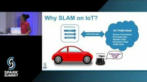 Embedded thumbnail for IoT and the Autonomous Vehicle in the Clouds: Spark Summit East talk by Jay White Bear