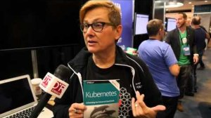 Embedded thumbnail for Red Hat's Diane Mueller - Velocity NY 2015 Interview