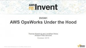 Embedded thumbnail for AWS re:Invent 2015 | (DVO301) AWS OpsWorks Under the Hood