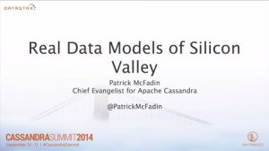 Embedded thumbnail for Real Data Models of Silicon Valley