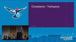Embedded thumbnail for OpenStack Compliance the DevOps Way