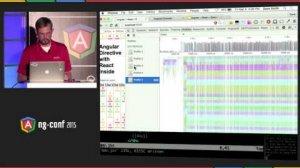 Embedded thumbnail for Angular + React = Speed