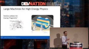 Embedded thumbnail for DevNation 2015 - Running CERN's Accelerator Control System using open source software