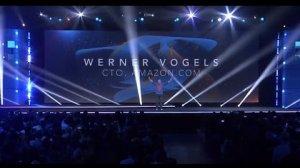 Embedded thumbnail for AWS re:Invent 2016 Keynote: Werner Vogels