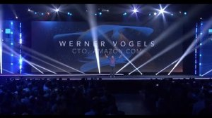 Embedded thumbnail for AWS re:Invent 2016 Keynote: Werner Vogels