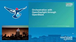 Embedded thumbnail for NTT West - Beyond Neutron, Taking Control of a Physical Multi-Vendor Network with OpenDaylight