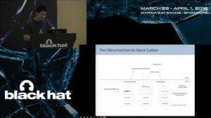 Embedded thumbnail for A New CVE-2015-0057 Exploit Technology