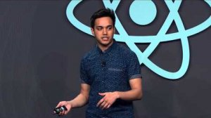 Embedded thumbnail for React.js Conf 2016 - Back to React