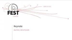 Embedded thumbnail for Keynote: Alex Polvi, CEO of CoreOS