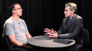 Embedded thumbnail for Interview with Pete Cheslock - Velocity New York 2015