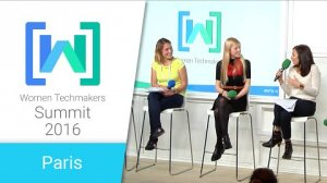 Embedded thumbnail for Women Techmakers Paris Summit 2016: Leading Our Way - A Discussion with Creative Technologists