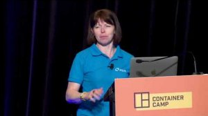 Embedded thumbnail for Containers from scratch: The sequel - Liz Rice (Aqua Security)