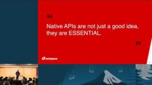 Embedded thumbnail for OpenStack Magnum - Containers-as-a-Service