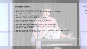 Embedded thumbnail for GopherCon 2015: Rewriting the Parse API in Go