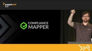Embedded thumbnail for A Year in Open Source Automated Compliance With Puppet – Trevor Vaughan at PuppetConf 2016