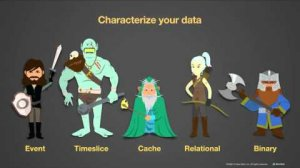 Embedded thumbnail for FutureStack15: Databases & Dragons