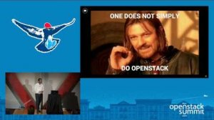 Embedded thumbnail for OpenStack in the Wild! How to Make OpenStack a Reality in Your Company