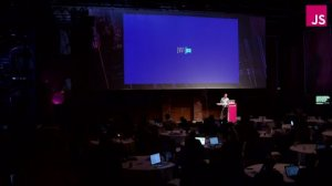 Embedded thumbnail for JVM/JS | JSConf EU 2015