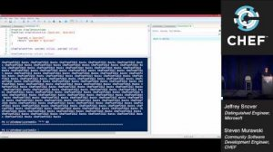 Embedded thumbnail for PowerShell from the Ground Up - ChefConf 2015