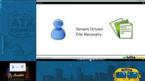Embedded thumbnail for Trillio Data - TrilioVault Protect, Recover, Migrate, Survive..