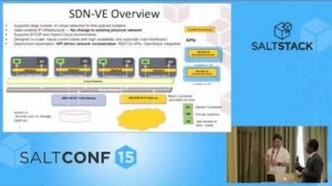 Embedded thumbnail for SaltConf15 - Docker Networking and Orchestration with IBM SDN-VE and SaltStack
