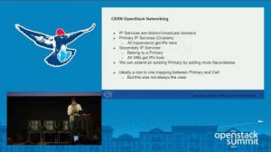 Embedded thumbnail for Neutron at CERN- Moving Thousands of Production Nodes from Nova Network