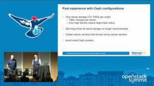 Embedded thumbnail for Building Large Scale Private Clouds with OpenStack and Ceph